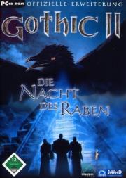 Cover von Gothic 2 - Die Nacht des Raben