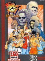Cover von Fatal Fury Special