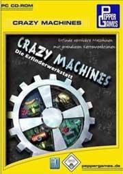 Cover von Crazy Machines - Die Erfinderwerkstatt