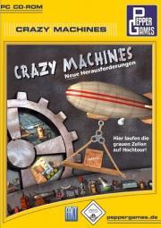 Cover von Crazy Machines - Neue Herausforderungen