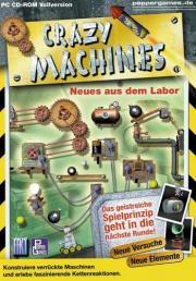 Cover von Crazy Machines - Neues aus dem Labor
