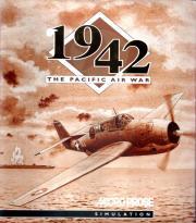 Cover von 1942 - The Pacific Air War