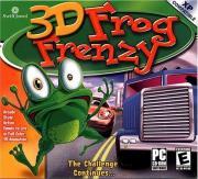 Cover von 3D Frog Frenzy