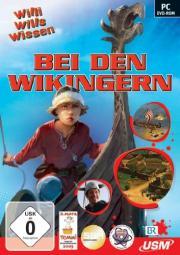 Cover von Willi wills wissen - Bei den Wikingern