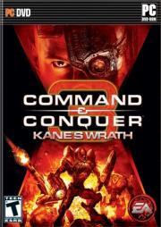 Cover von Command & Conquer 3 - Tiberium Wars: Kanes Rache