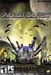 Cover von Alien Blast - The Encounter