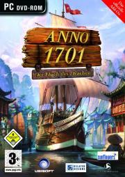 Cover von Anno 1701 - Der Fluch des Drachen