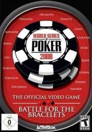 Cover von World Series of Poker 2008