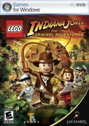 Cover von Lego Indiana Jones
