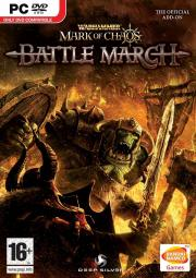 Cover von Warhammer - Mark of Chaos: Battle March