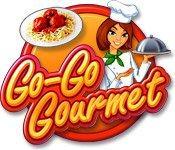 Cover von Go-Go Gourmet