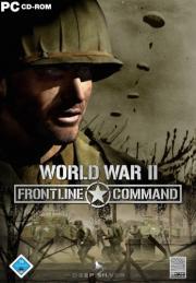 Cover von World War 2 - Frontline Command