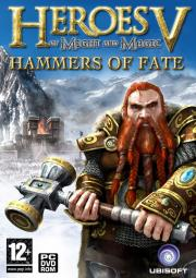 Cover von Heroes of Might and Magic 5 - Hammers of Fate
