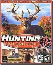 Cover von Hunting Unlimited 3