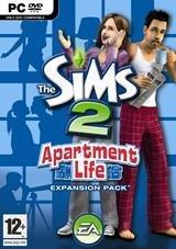 Cover von Die Sims 2 - Apartment-Leben