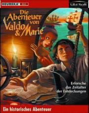 Cover von Die Abenteuer von Valdo & Marie