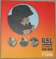 Cover von Advanced Squad Leader