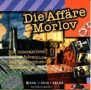 Cover von Die Affäre Morlov
