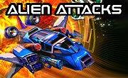 Cover von Alien Attacks