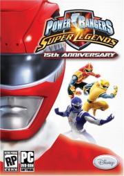 Cover von Power Rangers - Super Legends