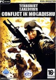 Cover von Terrorist Takedown - Conflict in Mogadishu