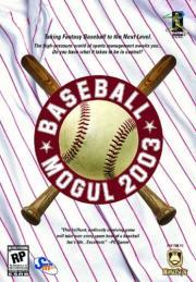 Cover von Baseball Mogul 2003