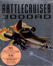 Cover von Battlecruiser 3000AD