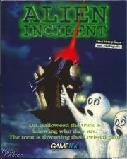 Cover von Alien Incident