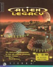 Cover von Alien Legacy