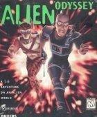 Cover von Alien Odyssey