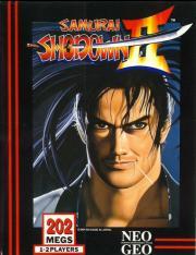 Cover von Samurai Shodown 2