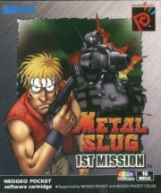 Cover von Metal Slug - 1st Mission
