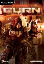 Cover von Burn