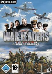 Cover von War Leaders - Clash of Nations