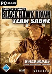 Cover von Delta Force - Black Hawk Down - Team Sabre