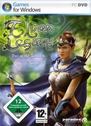 Cover von Elven Legacy