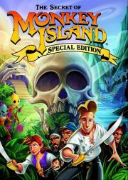 Cover von The Secret of Monkey Island - Special Edition