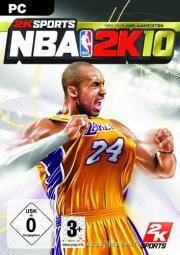 Cover von NBA 2K10