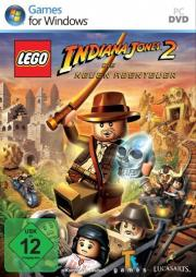 Cover von Lego Indiana Jones 2