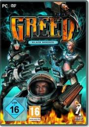 Cover von Greed - Black Border