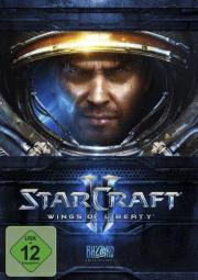 Cover von StarCraft 2 - Wings of Liberty