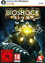 Cover von BioShock 2