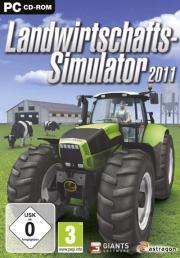 Cover von Landwirtschafts-Simulator 2011