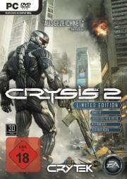 Cover von Crysis 2