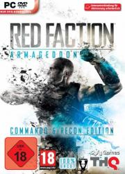 Cover von Red Faction - Armageddon