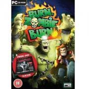Cover von Burn Zombie Burn
