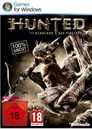 Cover von Hunted - Die Schmiede der Finsternis