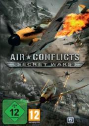 Cover von Air Conflicts - Secret Wars