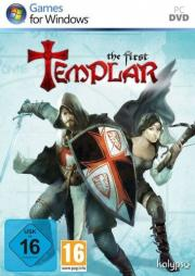 Cover von The First Templar