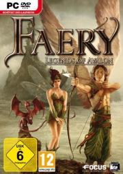 Cover von Faery - Legends of Avalon